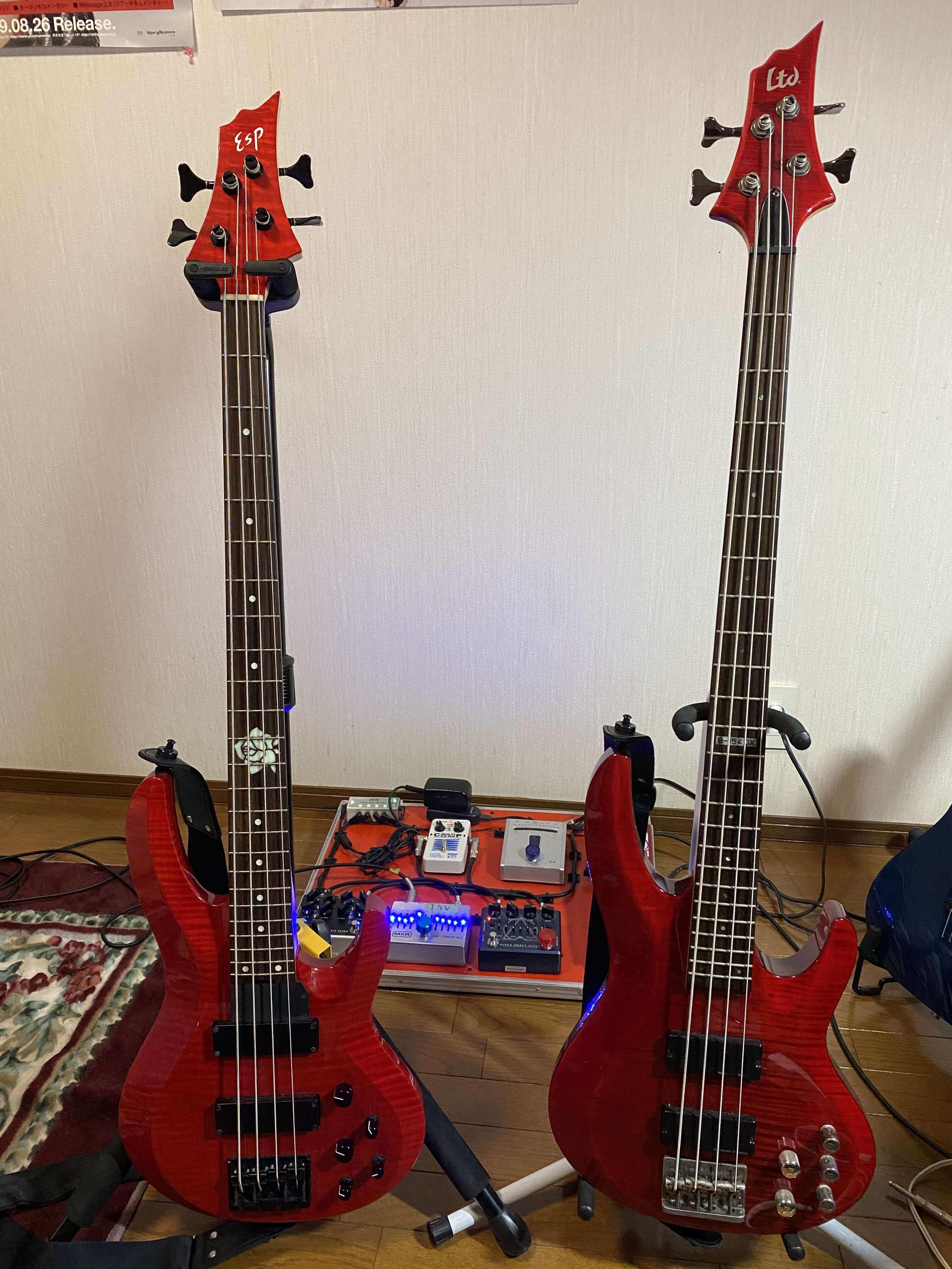 ESP BTL LISA II and Ltd B154DX