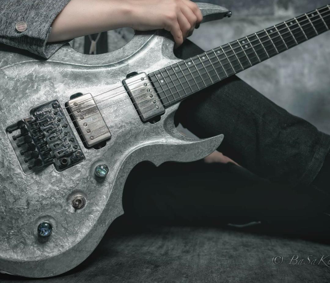 ESP FRX Liquid Metal Silver