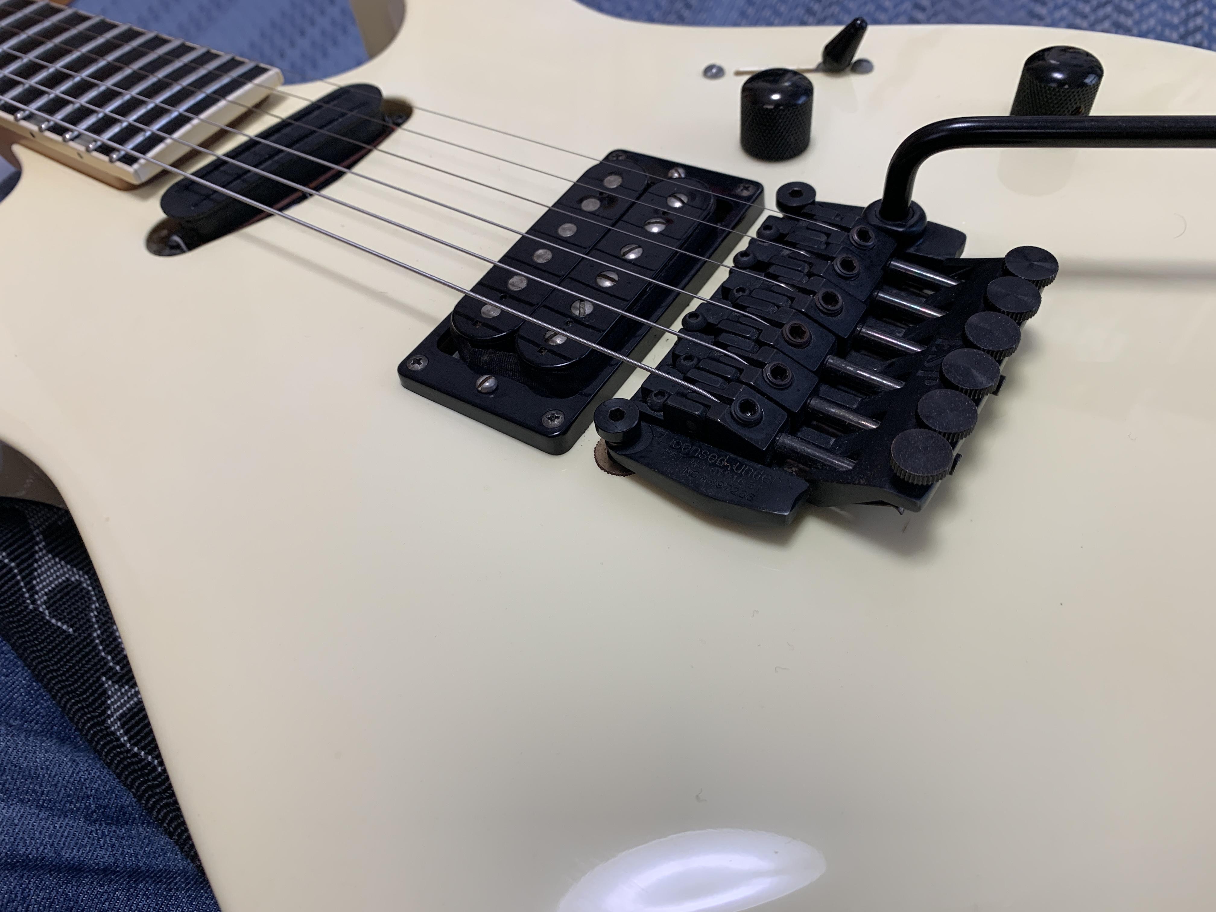 1987 ESP Mirage Deluxe