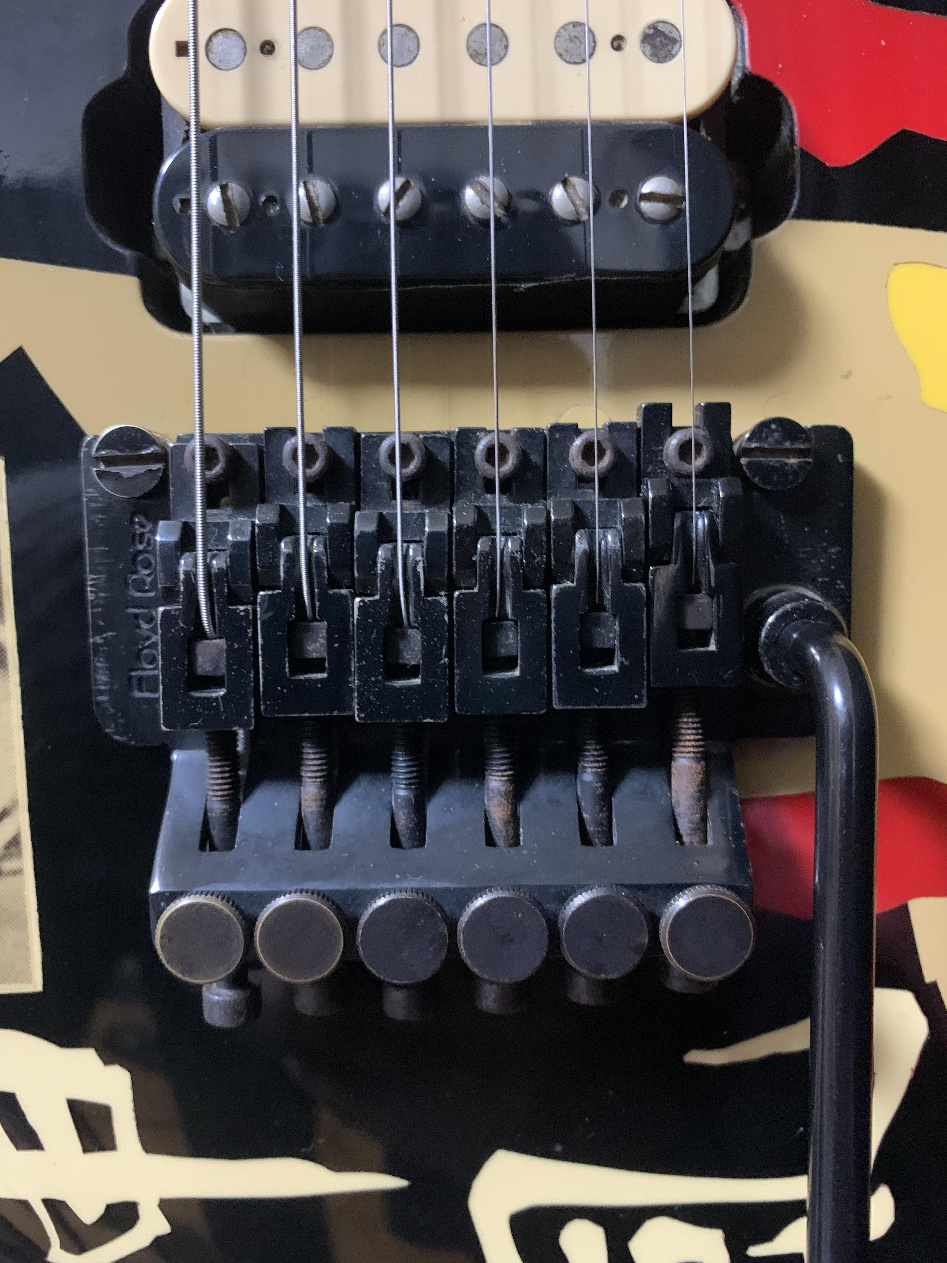 1986 ESP Kamikaze-1